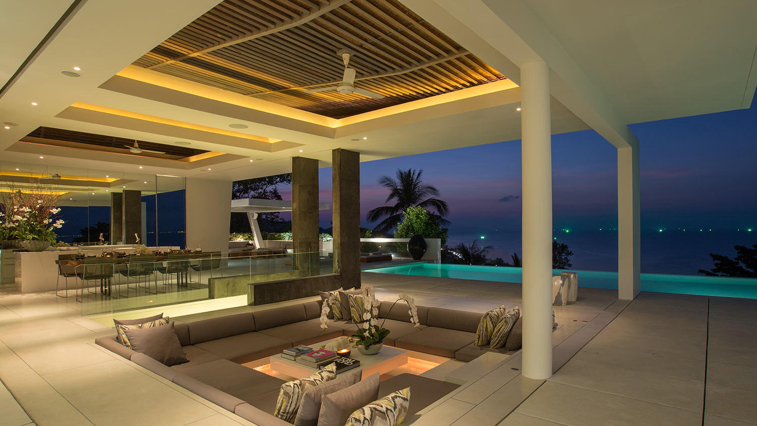 Celadon Luxury Villa To Rent In Koh Samui Thailand